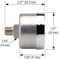 noshok-dial-pressure-gauge-15-411-series-dimensions
