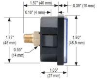 noshok-dial-pressure-gauge-20-148-series-dimensions