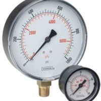 General Purpose Liquid Filled Gauge