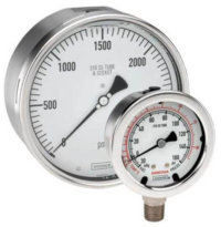 Stainless Steel Gauge