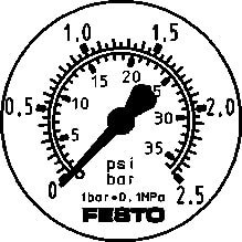 Festo Part - 159601