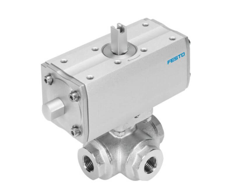 Ball Valve Actuators - VZBA