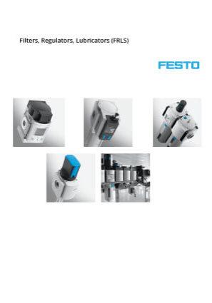 Festo FRL Catalog