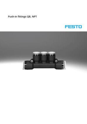 Festo Push Fittings